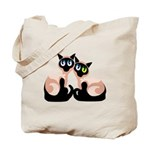 Siamese Cat Lovers personalized tote bags and matching cat theme t-shirts, gift clocks, ceramic coffee and travel mugs. Browse our cat lovers theme gifts and tee's here!