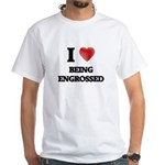 Being Engrossed T-Shirt