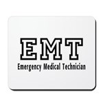 EMT Mousepad in bold professional Bonfire Designs themes are great gift ideas.