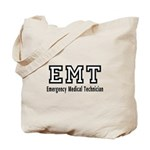 EMT Tote Bag with our new EMT design for emergency medical technicians. Browse our design on t-shirts, sweatshirts, personalized tote bags, mousepads, gift clocks and mugs!