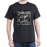 'Upon These Shoulders' T-Shirt