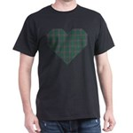 Alexander of Menstry Hunting Geo Heart T-Shirt