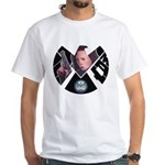 MAOS Agent May White T-Shirt