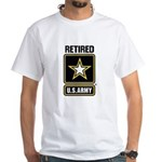 Retired US ARMY:: T-Shirt