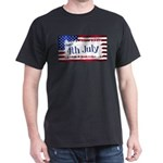 Old Glory 4th July T-Shirt