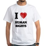 I love Human Rights T-Shirt