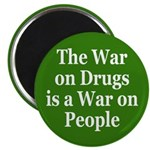 War on Drugs is War on People (Magnet)
