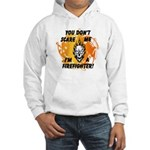 Firefighter theme costume t-shirts for kids of all ages and comfy Halloween hooded sweatshirts! Visit our firefighter spooky theme skull and flames tee's here.......