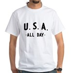 U.S.A. All Day T-Shirt