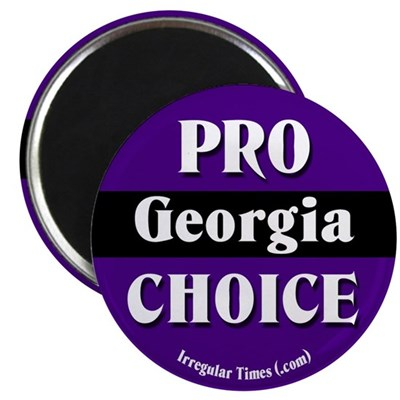 Purple Pro-Choice Georgia