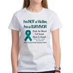 Sexual Assault Survivor Awareness T-Shirt