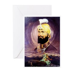 Guru Gobind Singh Greeting Cards (Pk of 10)