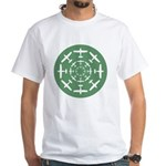 Lifting Skyward 1608 Green T-Shirt