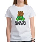 Cerebral Palsy Support Bear T-Shirt