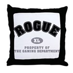 Rogue: Property of the Gaming Department. I love rogues.