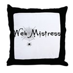 Web mistress. Come into my web said the spider to the fly.