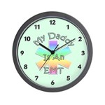 EMT Daddy Wall Clock
