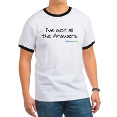 Answers.com t-shirt