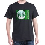 Green 2018 New Year T-Shirt