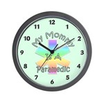Paramedic Mommy Wall Clock