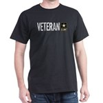 U.S. Army: Veteran (Black) T-Shirt