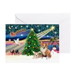 CHRISTMAS MAGICWith Two Welsh Corgis (P3)
