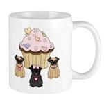 Puppy Love Mug and matching animal, pets and dog designs on t-shirts, baby gifts, childrens wear and even maternity t-shirts!  Click to see our puppy love collection......