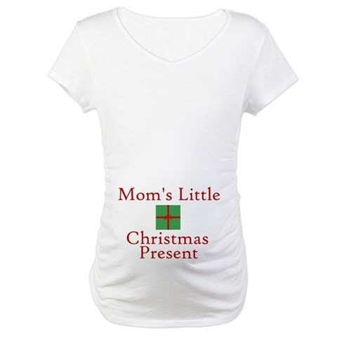 Product Image of Christmas Maternity T-Shirt