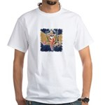 Circus Beauties Merchandise White T-Shirt