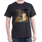 contemporary rusted metal steampunk T-Shirt