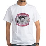 Andy Griffith for President White T-Shirt