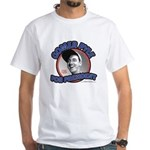 Gomer Pyle For President White T-Shirt