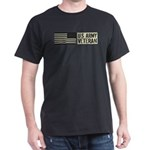 U.S. Army: Veteran (Black Flag) T-Shirt