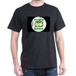 Black Go Green Forever T-Shirt