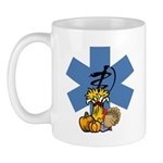 EMT and Paramedic Holiday Gifts featuring our Thanksgiving EMS designs