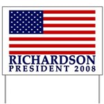 Richardson 2008 Political Yard Sign