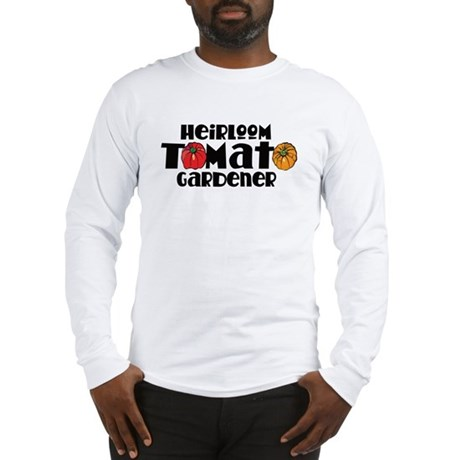 Heirloom Tomato Long Sleeve T-Shirt