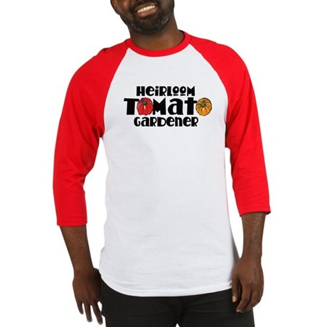Heirloom Tomato Baseball Jersey