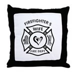 Recognize the firefighters wife with our personalized gifts, t-shirts, tote bags, key rings and home decor.  Bonfire Designs specializes in firefighter theme gifts and firefighting designs.  Click to browse our huge and growing selection here...