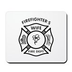 Maltese Flower Mousepad is custom designed for mouse pad style!  Our mousepads are designed for firefighters, EMT's, paramedics and mouse pads for the fire chief!  Browse our mousepads and personalized t-shirts with new firefighting themes.......