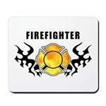 Mousepads with firefighter themes means that your mouse will keep rolling in style on our durable mousepads with new custom fire, flames and firefighting themes!  Click to browse our matching t-shirts and gift ideas!