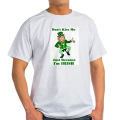 St. Patrick's Day is Closer Than You Think!  Irish Fiddle Shirt