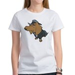 Male Dachshund Women's T-Shirt
