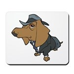 Male Dachshund Mousepad