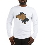 Male Dachshund Long Sleeve T-Shirt