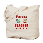 Future Teacher Tote Bag