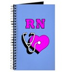 Nursing books and journals for all of your medical or personal notes!  Personalized career theme books with nursing themes are journals with 160 pages, unlined and the perfect size for your nurses tote bag!  Click to browse our RN gift ideas here.......