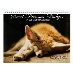 """Sweet Dreams, Baby"" Calendar"