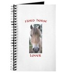 Norwegian Fjord Horse Journal