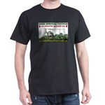 5th INFANTRY DIV VIETNAM Dark T-Shirt
